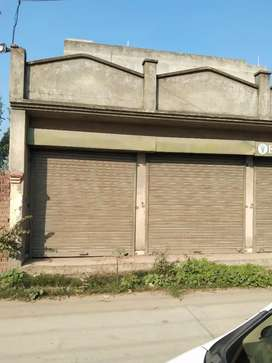 2 Build Shops with Roof for sale