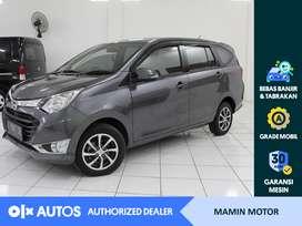 [OLX Autos] Daihatsu Sigra 2018 1.2 R A/T Abu-abu #Mamin Motor