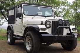 Mahindra Thar crde, facelift model, zero dep insurance, full accessory