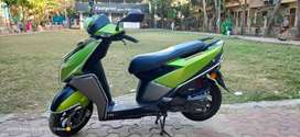 TVS Ntorq 125cc Matte Green 2018 Model First Owner EMI AVAILABLE