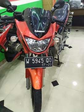 Kawasaki Ninja R Euro thn 2015 barang istimewa