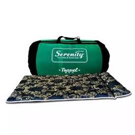 Travel Bed Serenity Kasur Piknik Lipat Portable
