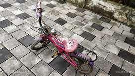 Cycle childern below 5 years