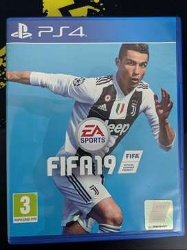 FIFA 19 PS4 for sale