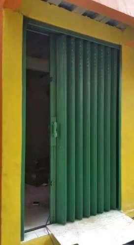 jasa tukang pasang folding gate tarif murah