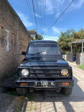Suzuki katana dx 1994 hitam ngaleng