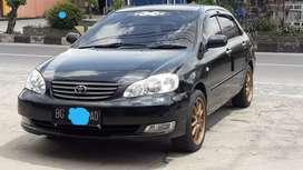 Corolla altis 2002