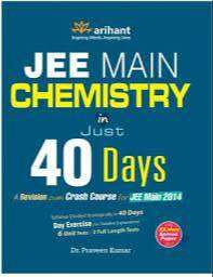 JEE MAINS CHEMISTRY IN JUST 40 DAYS