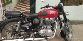 Royal Enfield classic 350 Red Color