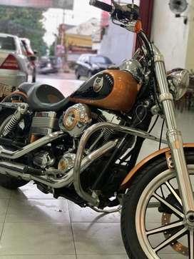 Harley Davidson FP Mabua Dyna 105 Anniversary 2008 Rare