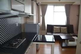 Sewa 1Thn fullfurnish ada kitchen sett Tower Fagio Green Pramuka City