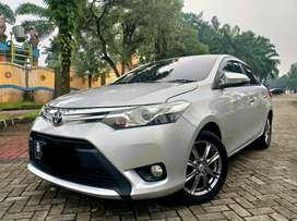Toyota Vios G 1.5 AT Silver