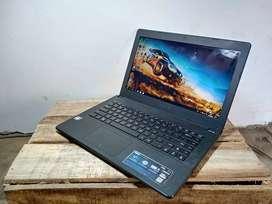 Laptop Asus x452e/  Procesor AMD E1-2500/ RAM 4GB/hardisk 500GB/14 in