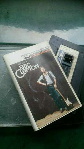 Kaset Lawas The Best of Eric Clapton