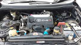 Inova 2013 type V matic diesel
