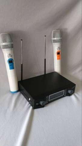 MICROPHONE WIRELESS digital microphone wireless  900rb