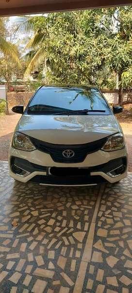 Toyota Etios Liva VXD Limited Edition, 2018, Diesel