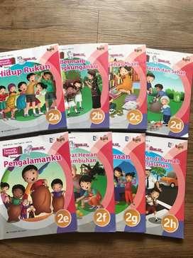 Buku Pelajaran Tematik Kelas 2