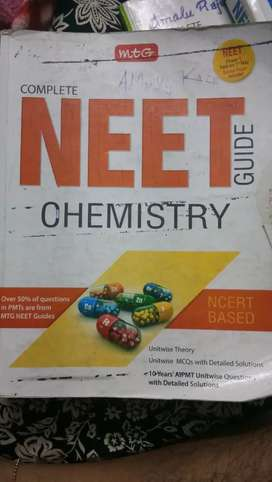 NEET Chemistry Guide -used one