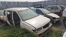 Chevrolet tavera All spair parts for sale We