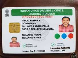 I am good Driver with Badge (transport&personal)