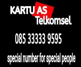 Nomor cantik telkomsel super rapih special