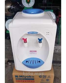 Dispenser Air Panas ( Hot ) & Normal Miyako WD189H Murah Baru Bagus