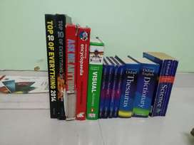all in one set books