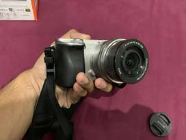 Sony A6000 + Sony Microphone ECM XYST1M