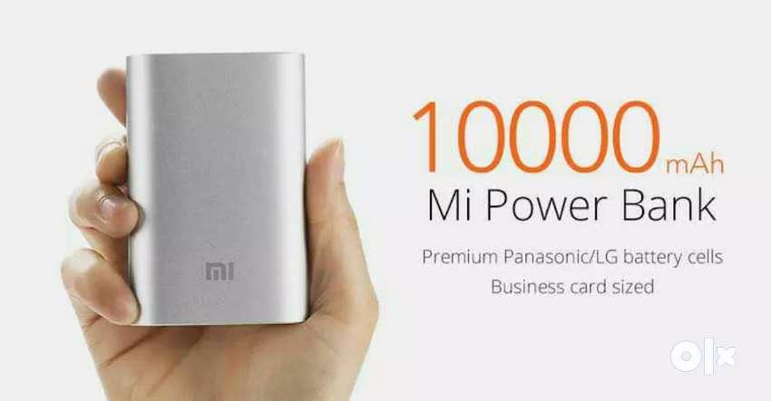 Power bank 10000mah 0