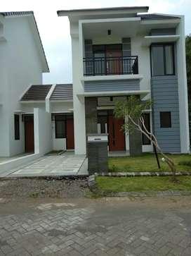 Rumah mewah murah DP 0