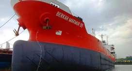 Jual kapal mother tangker minyak capasitas 12.500 KL thn 20011 hb ozy