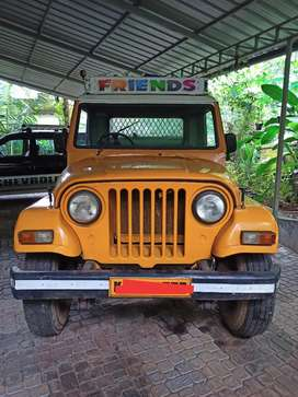 Mahindra Bolero Pik-Up 1999 Diesel Good Conditi