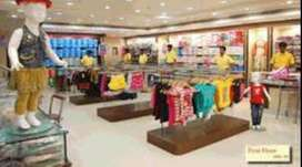 In Garment Companies Sales Male/Females Are Required Urgently In Local