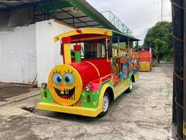 odong odong kereta mini wisata dengan harga promo awal bulan april