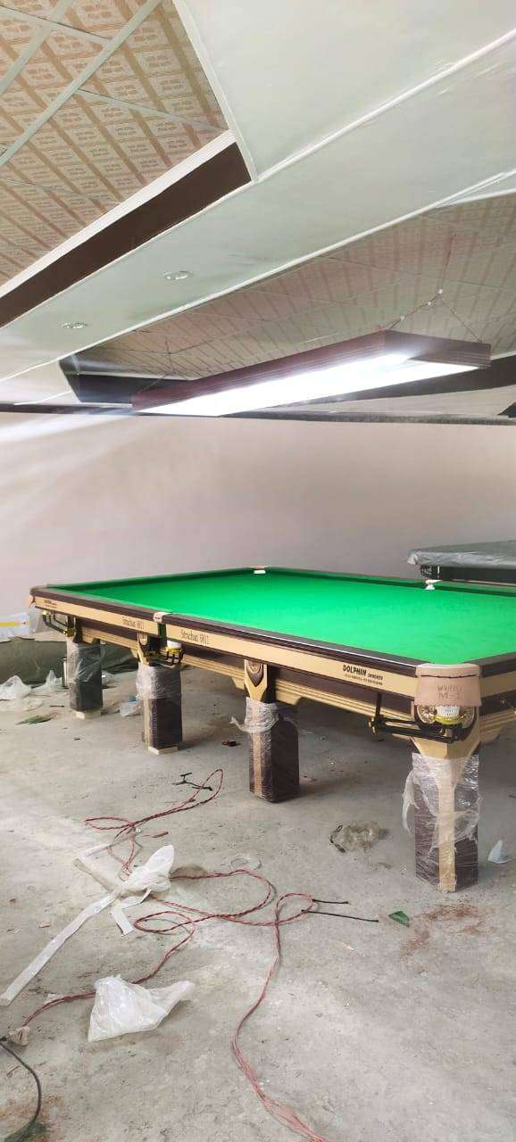 New Snooker Tables 0
