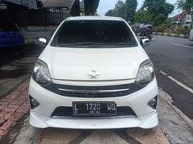 Toyota Agya TRD 2014 matic istimewa