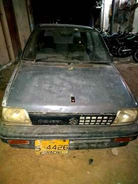 Suzuki Mehran 1991 Model for Sale