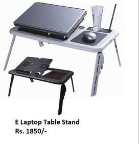 E Laptop Table Stand