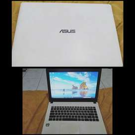 LAPTOP ASUS SERI X450EA RAM ROM 4 HDD 500GB