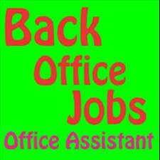 Looking for Back Office candidate