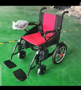 Electronic Wheelchair - Good Capacity, Motorized Electric Wheel Chair