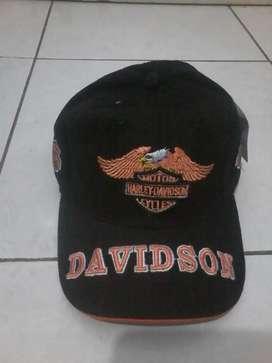 Topi Harley Davidson gagah