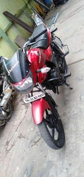 Xcd 125 Bajai