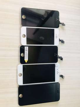 Iphone 5,5s,6,6s,7and all, mi , vivo , oppo , al display's available.