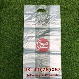 PLASTIK LAUNDRY BAG UK.40 / KANTONG LAUNDRY JINJING HD DOFF