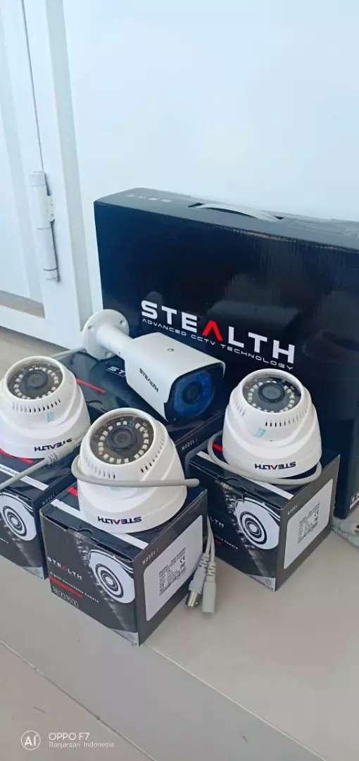 CCTV Paket Lengkap Pemasangan 0