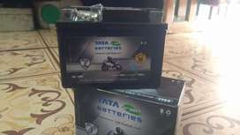 Tata new batteries 4 days old