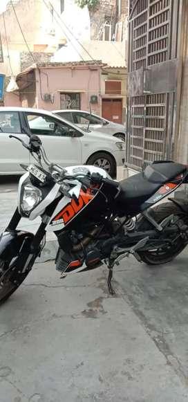 Bike KTM 200 Duke