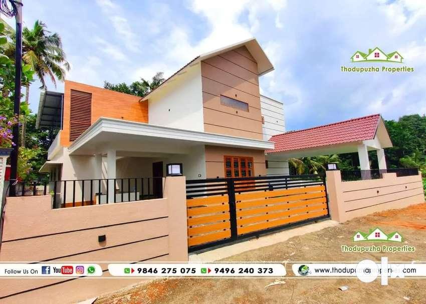 New Posh Home Near Thodupuzha Muthalakodam